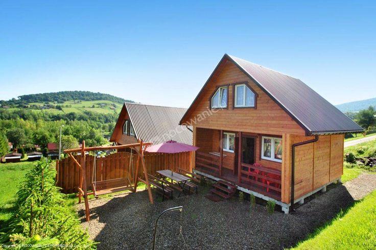 Zapraszamy na wypoczynek w komfortowych, drewnianych domkach w Solinie. Więcej: http://www.nocowanie.pl/noclegi/solina/domki/112355/ #nocowaniepl