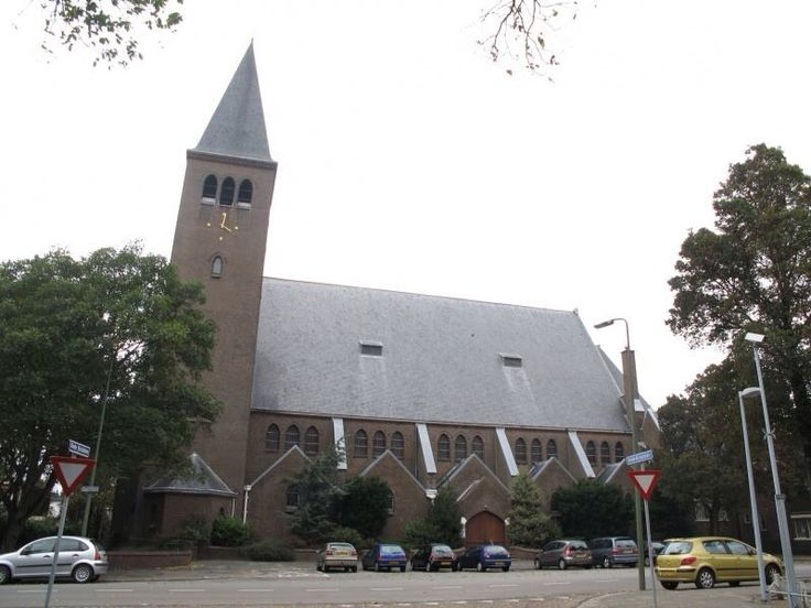 Sportlaan kerk Den Haag