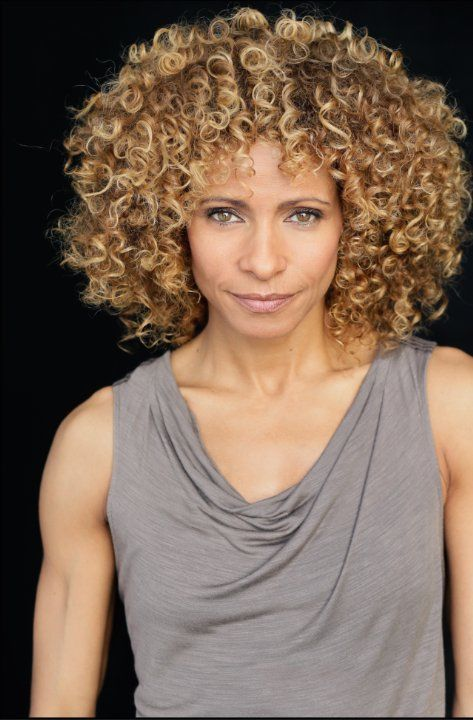 Michelle Hurd - we are the same age and look how stunning she is.  SIGH