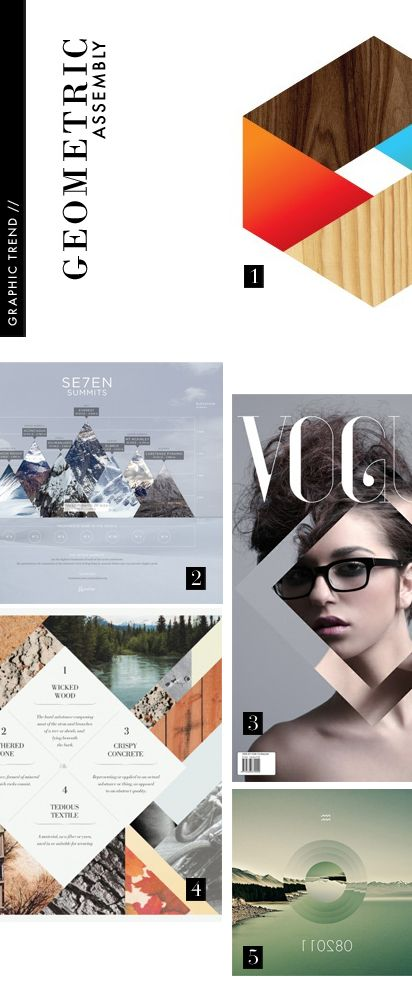 1. TRAVIS BROWN / 2. 7 SUMMITS 3. VERONIKA TYPEFACE / 4. STUDIO LOWMAN / 5. CHRISTIANCONLH