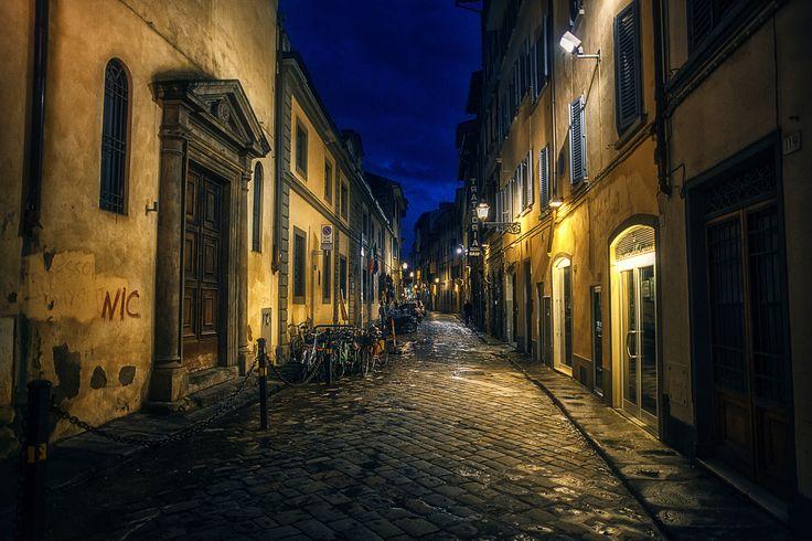 Florence | Night Street | (2016) - Florence | Night Street | (2016)
