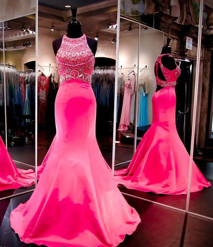 Mejores 41 imágenes de long party gown en Pinterest | Vestidos de ...