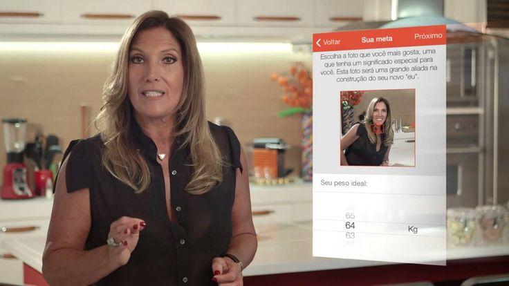 Conheça o Daybook: o App de Dieta Social da Lucilia Diniz