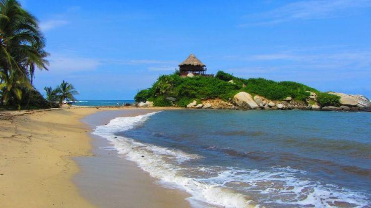 Tayrona beach blog