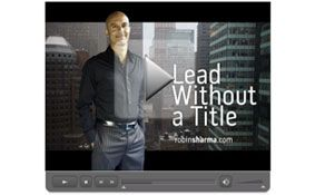 Robin Sharma : Official Site : Leadership Development Training & Consulting