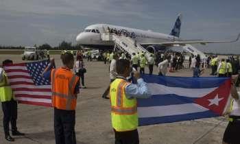 ¿Acabó el boom de vuelos entre Estados Unidos y Cuba?