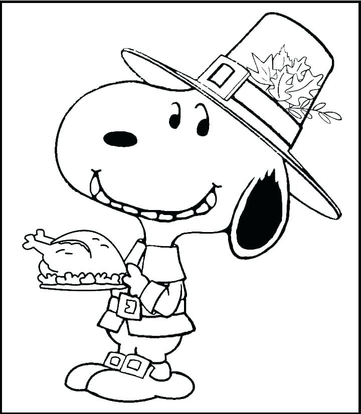 Free Charlie Brown Coloring Pages Thanksgiving, Download Free Clip ... | 826x720