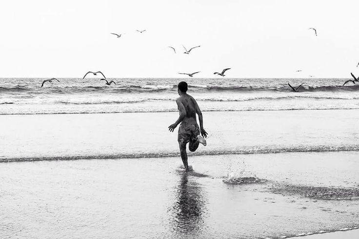 Hombre al agua! #Arica 2017 #beach #ocean #man