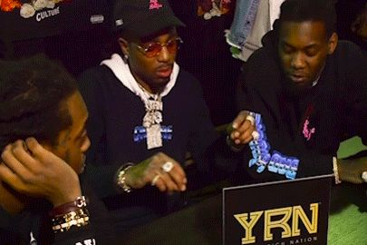Migos Tells HYPEBEAST About a New Book on the Way