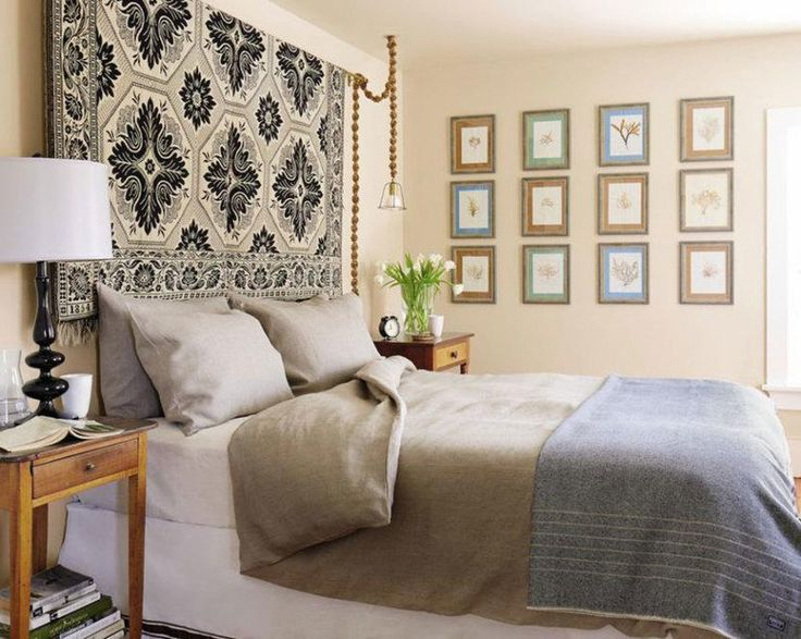 High Quality How To Decorate A Blank Bedroom Wall Savae Org