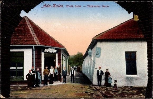 Ada Kaleh - 1916