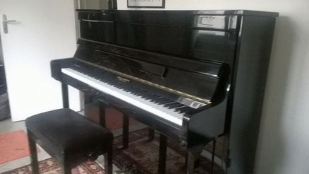 Piano droit d'interprétation Barratt & Robinson London 5200 Amiens (80)