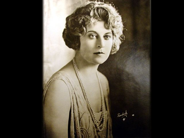 Gertrude Astor 1887 1977 Actress Hollywood Forever