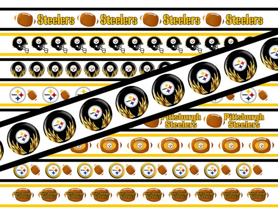 Pittsburgh Steelers Football Print Your by