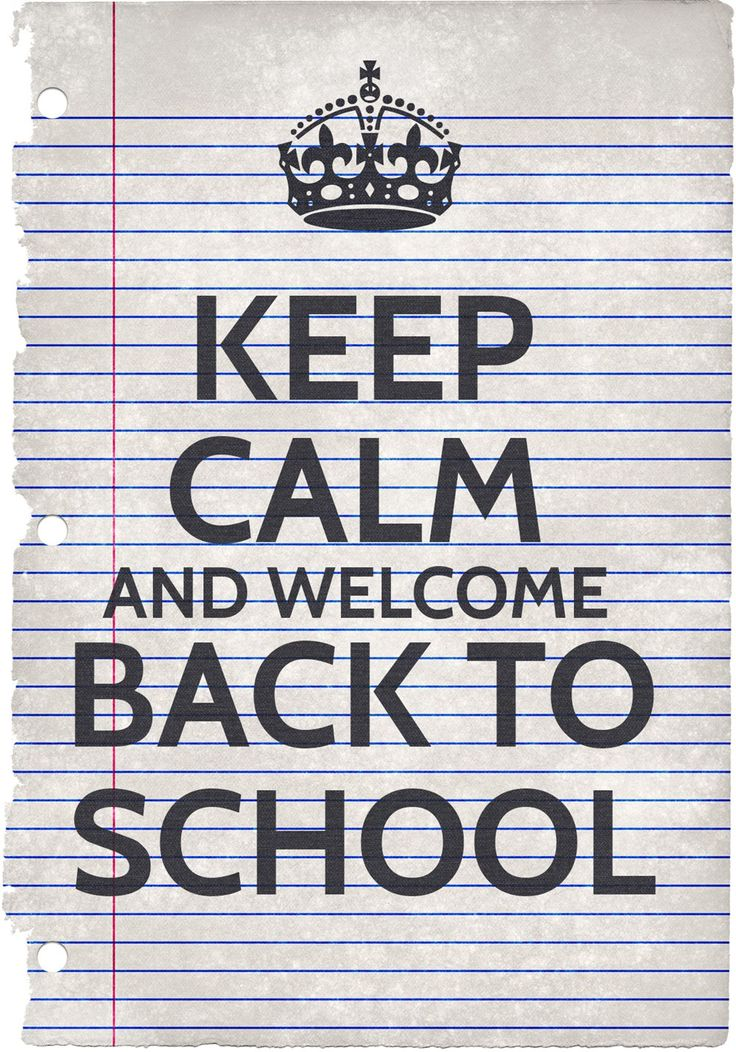 Keep Calm Adn Welcome Back To School -  Poster Freebie http://blog.whiterabbitstudio.fr/keep-calm-and-welcome-back-to-school/