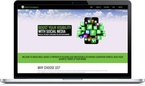 green circle agency
