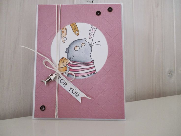 Cards 2 love: swap met Sandra.....