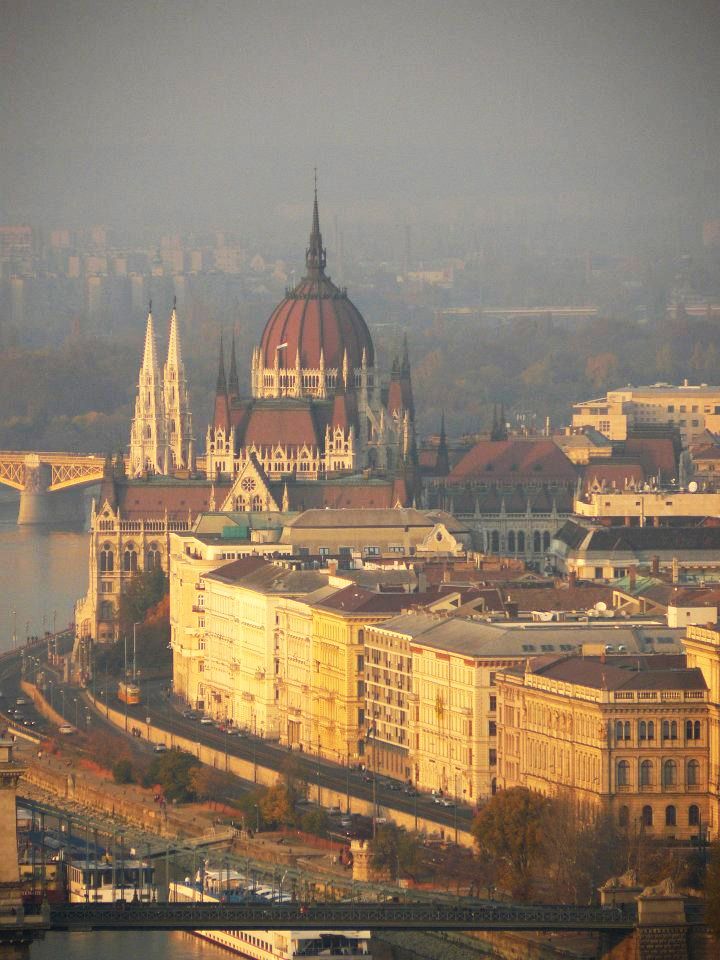 Parlament - Budapest