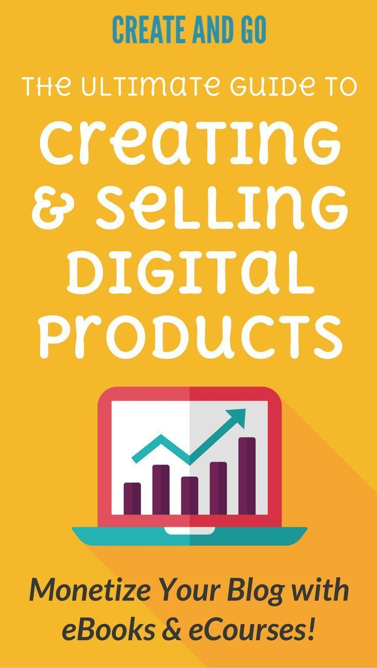 The Ultimate Guide to Creating and Selling Digital Products on your Blog. – Stefanie Hoffmann