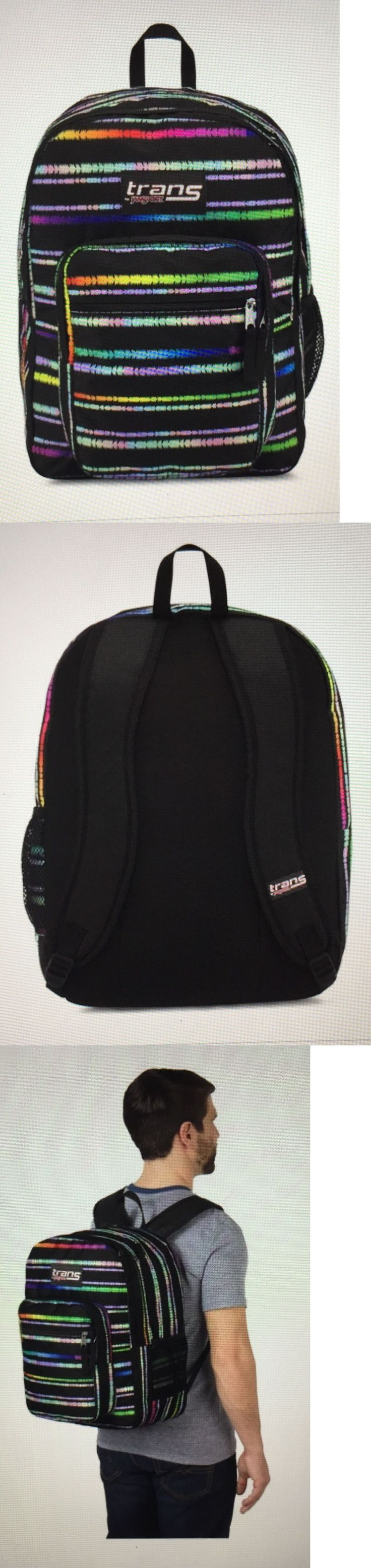 Pens and Pencils 102953: Back To School. Trans By Jansport® 17 Supermax Backpack - Live Wire -> BUY IT NOW ONLY: $45 on eBay!