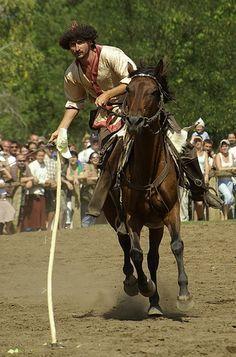 Hungarian Horse Show Photo taken in Ópusztaszer, Hungary