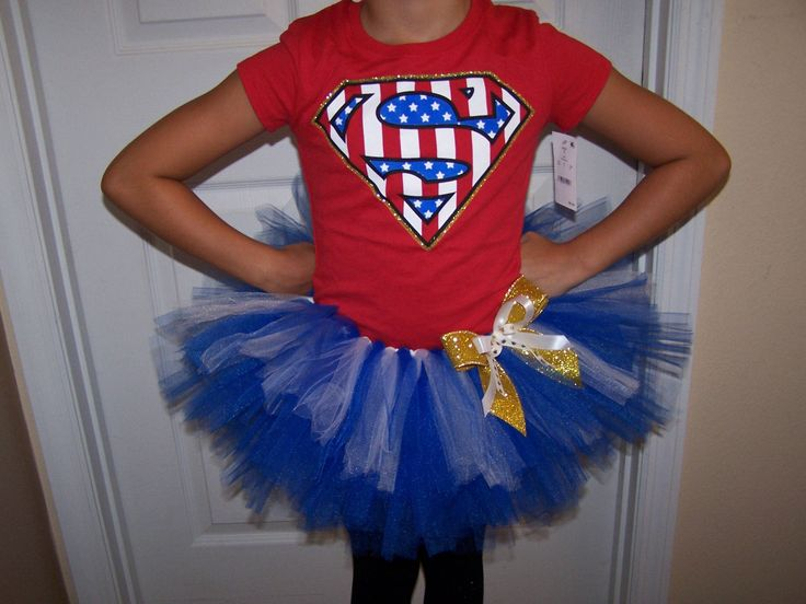 Super Girl Tutu Outfit/White and blue tutu/Super Girl Outfit/Super Girl/Supergirl/Supergirl tutu/supergirl tutu outfit/Super Girl Costume by NayasTutuBoutique on Etsy https://www.etsy.com/listing/541316237/super-girl-tutu-outfitwhite-and-blue