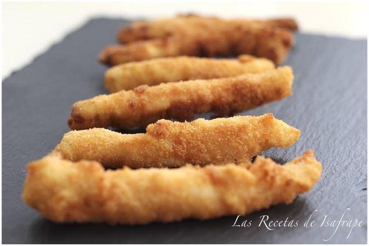 Si eres fan de las recetas con pollo, no te pierdas estas tiras con sabor barbacoa. ¡Deliciosas! Y todo gracias a LAS RECETAS DE ISA FRAPE...