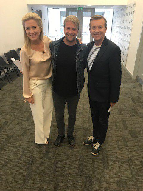 "Ireland AM on Twitter: ""A few people (@ciarathedoc) are re-living their Westlife fan days in studio this morning #IrlAM https://t.co/iMK7xGCT28"""