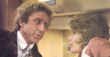 Gene Wilder & Jill Clayburgh, 1976