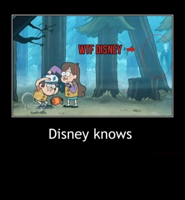 WHAT. Disney was in it all along! I knew it! <- It's fake