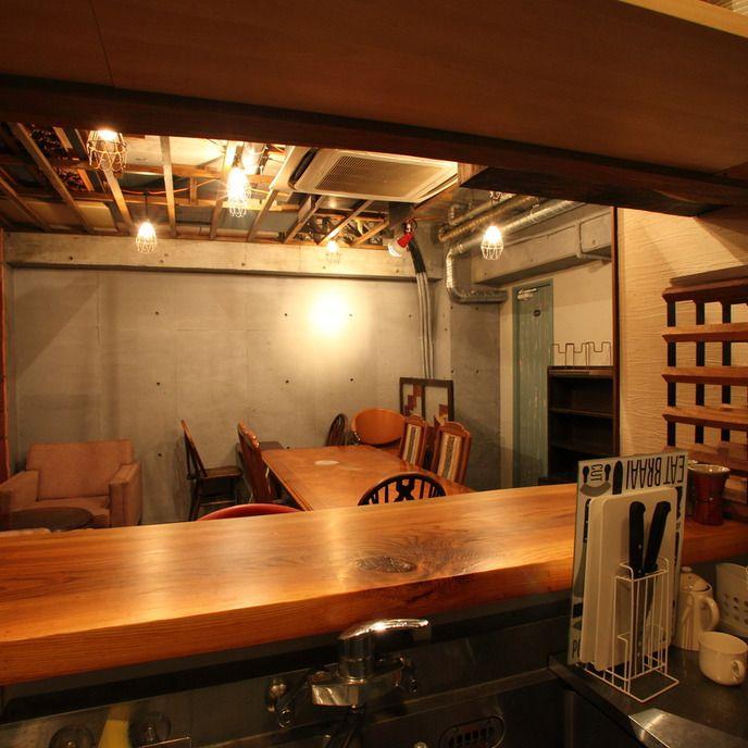 【駒沢大学】地下ワンフロアーなので周りを気にせず楽しめます!!※下北沢店OPENしました!!(よろずや駒沢) | スペースマーケット