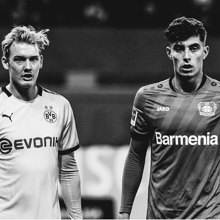 Get Well Soon Jule Hoffentlich Ist Es Nichts Schlimmes Bravertz Deutsche Bundesliga Fussball Bundesliga