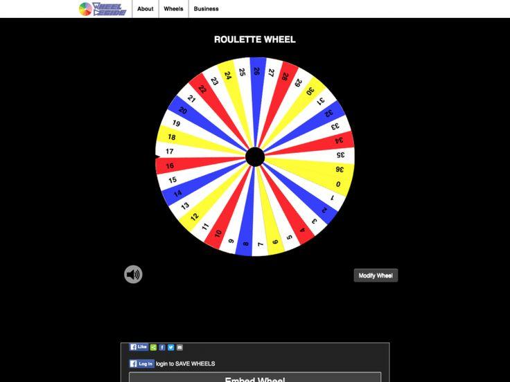 Wheel Decide - Roulette Wheel