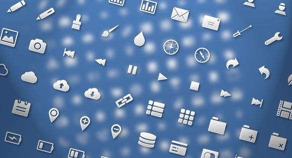 FREEBIE: 120+ APPLICATION ICON SET (PNG, PSD, CSH)