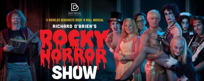 Koen Van Impe vertelt The Rocky Horror Show #musicals #theater