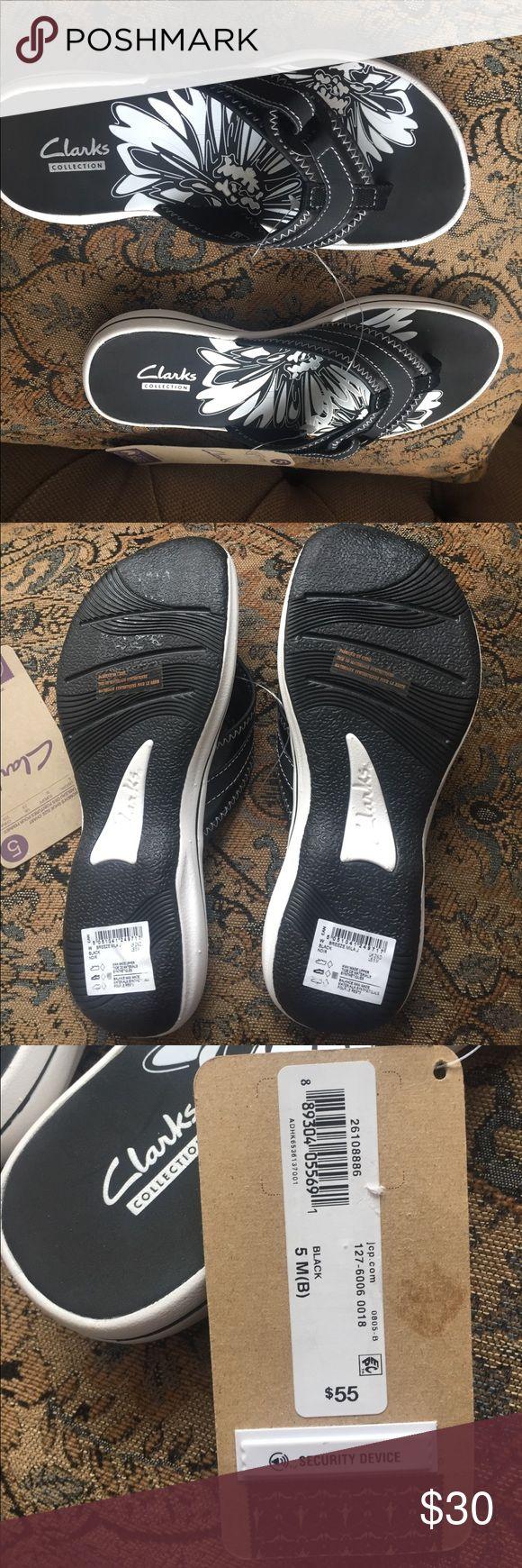Clarks sandals size 5M Clarks sandals size 5M. NWT! Shoes Sandals