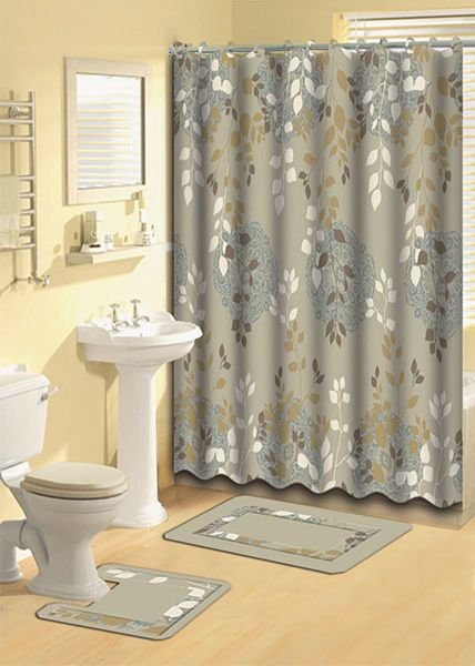Find This Pin And More On Shower Curtain Sets U0026 Accessories By Femoutloud.