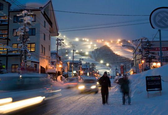 This is where I will be Christmas 2012.. Niseko