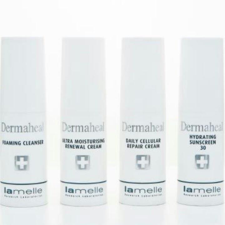 New Lamelle Dermaheal travel kits
