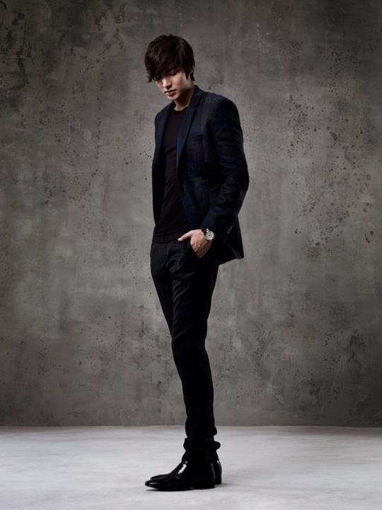 Loving his long legs. I want to climb them like a tree.