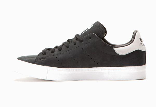 Adidas Stan Smith Vulc Core Black  Vintage White