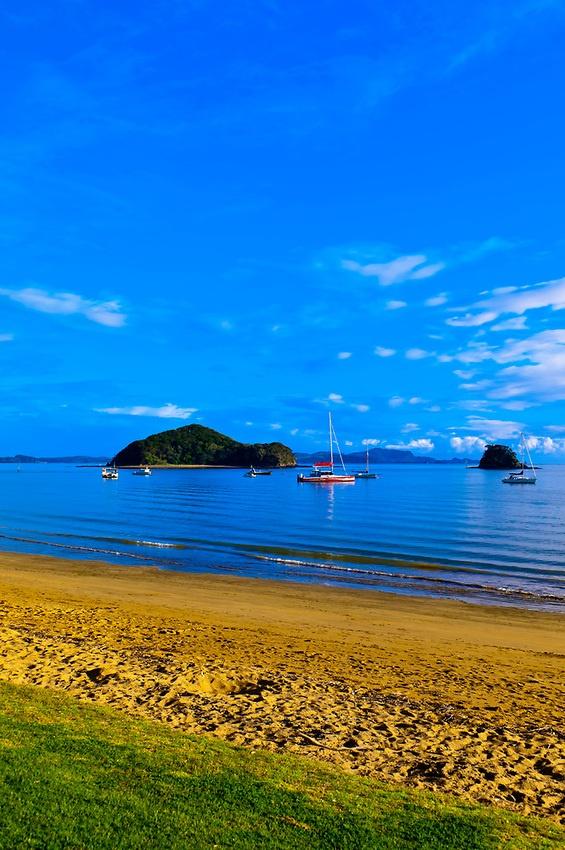 Paihia, Bay of Islands. A NZ gem. Love this spot.