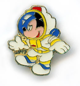 Space Suit Mickey - Pics about space