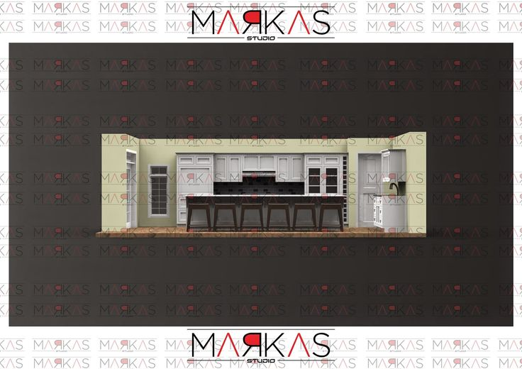 markas studio: White Kitchen Project (DONE)