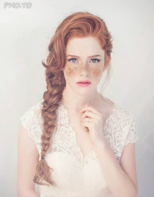 red head hair styles 25 best ideas about hairstyles on 6584 | f87e247e2de198bd01930813a0c21b05 easy braided hairstyles prom hairstyles