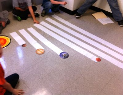 Great hand-on activities for a Solar System unit!
