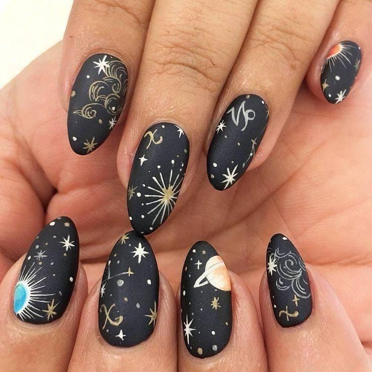 #маникюр #ногти #дизайнногтей #росписьногте…