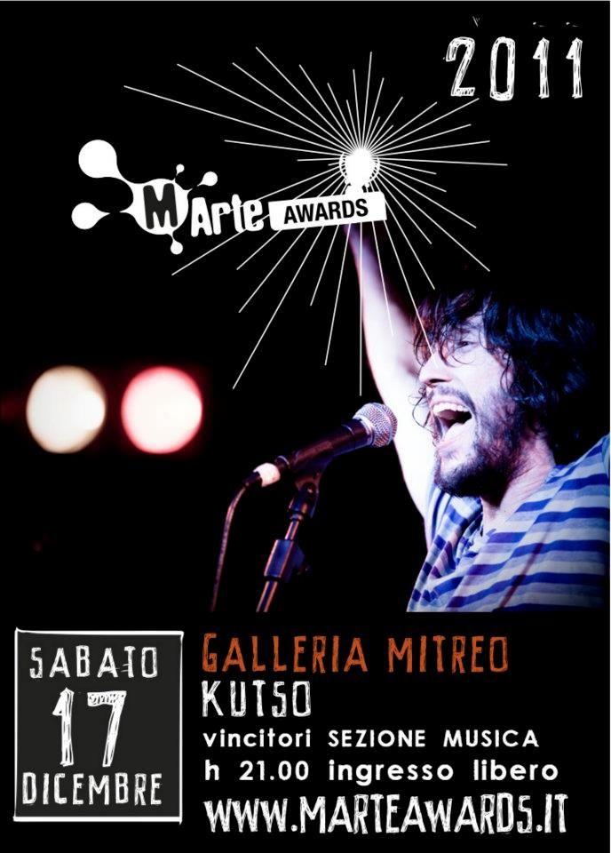 Kutso - vincitori sezione Musica