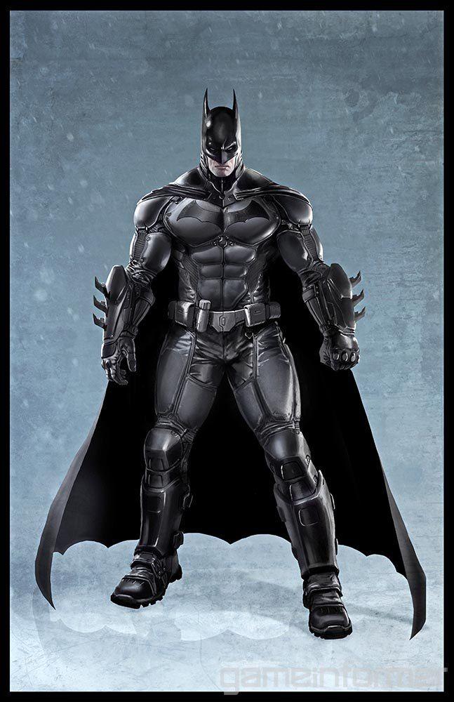 Batman - BATMAN: ARKHAM ORIGINS