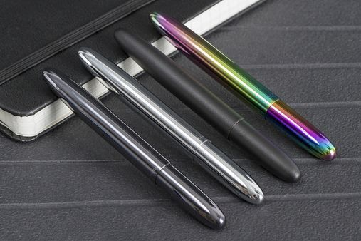 Discover all the details about the Fisher Bullet Space Pen (2-Pack) and learn about the best flashlights and knives from the Everyday Carry enthusiast community on Massdrop.